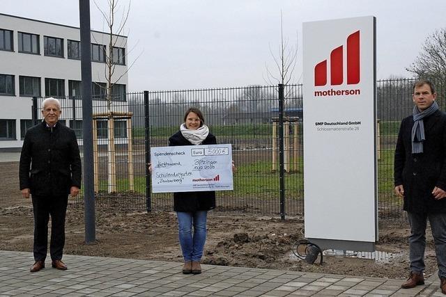 SMP bezieht ihre neue Bötzinger Zentrale