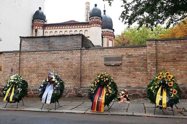 Nach dem Prozess gegen Halle-Attentäter: Wachsamkeit bleibt geboten