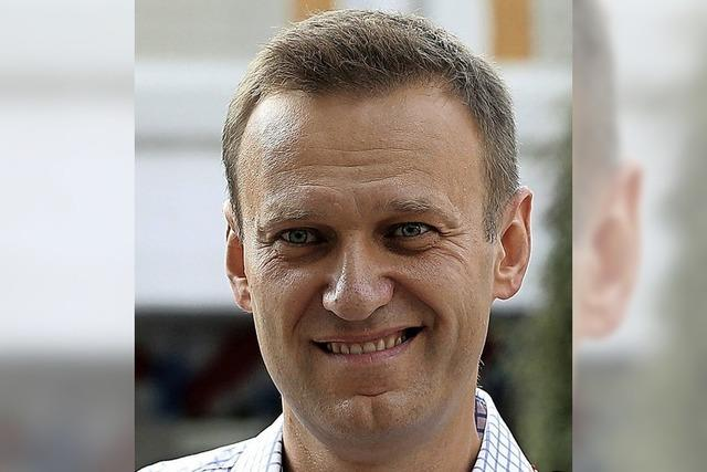 Nawalny entlarvt mutmaßlichen Täter am Telefon