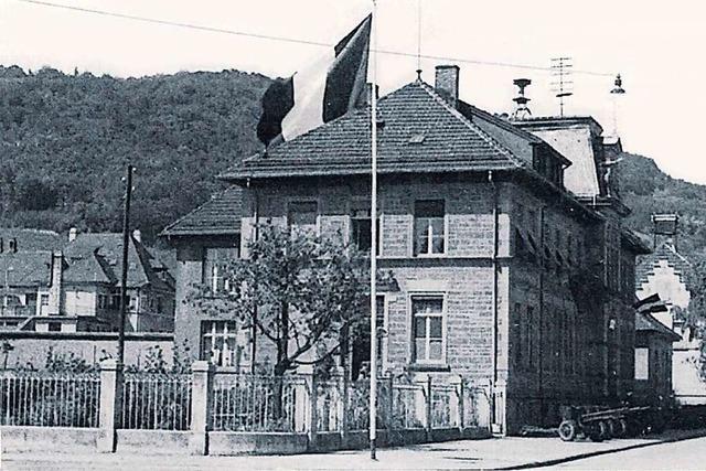 Vor 75 Jahren kehrte Erhard Richter aus der Kriegsgefangenschaft zurück