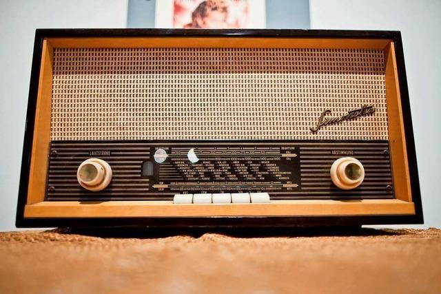 100 Jahre Rundfunk: