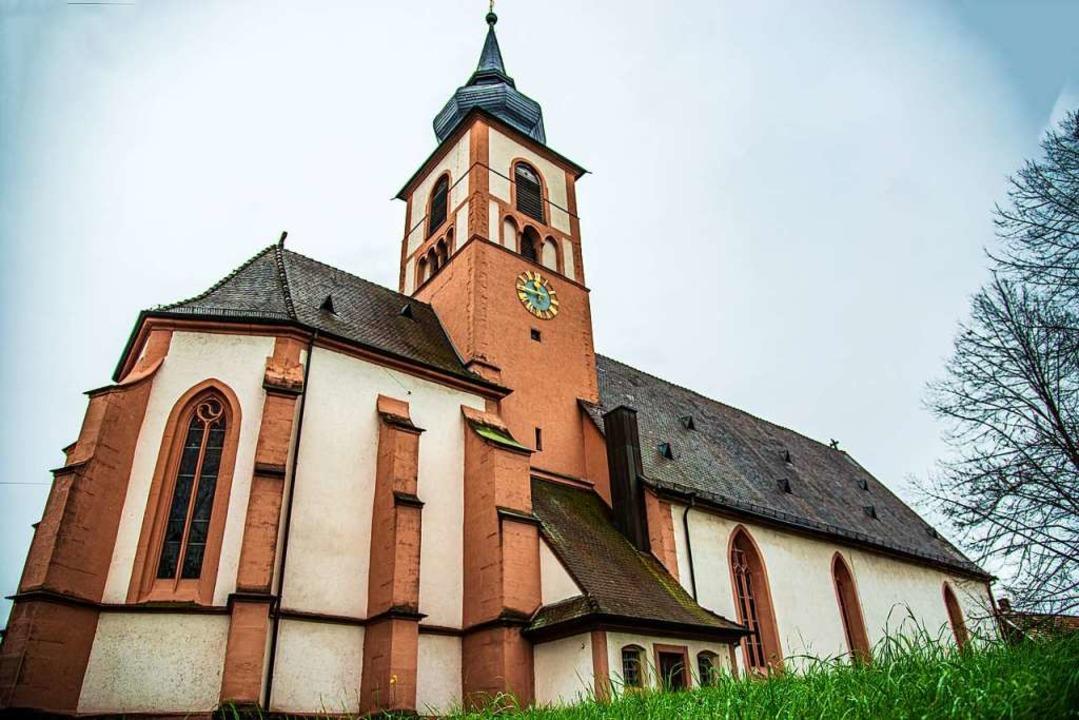 Die evangelische Kirche in Kippenheim    Foto: Olaf Michel