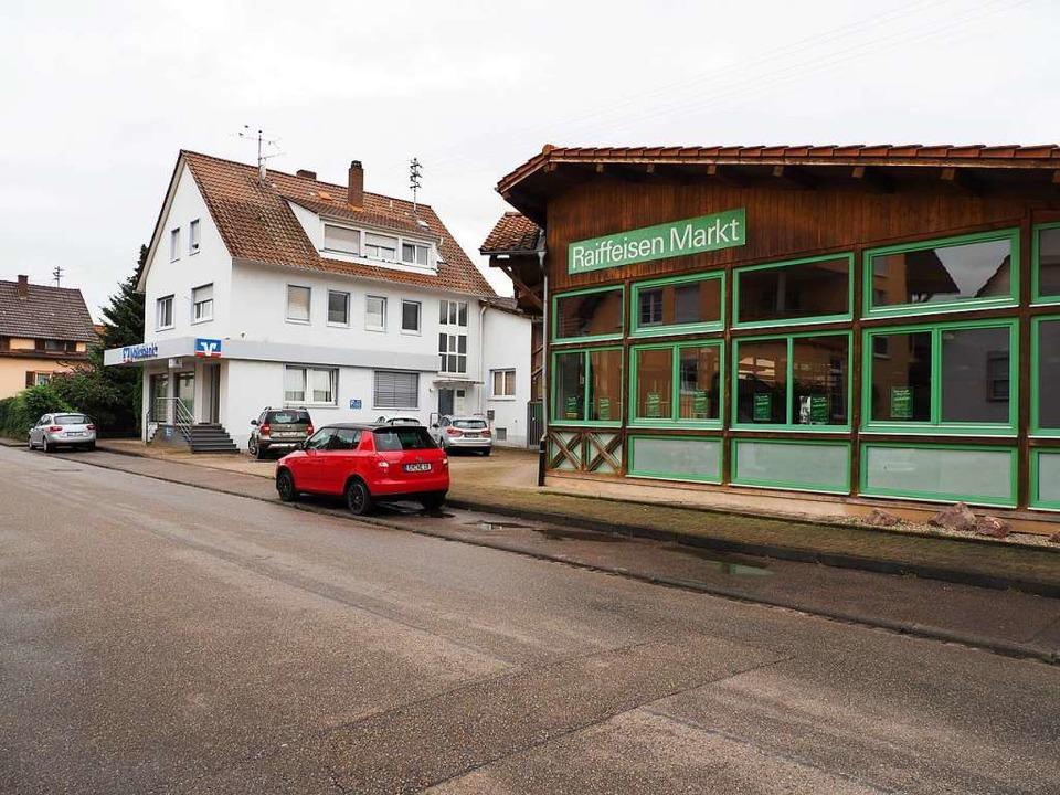 Das Projekt ZG Wagenstadt kann größer ...eim hat das Volksbank-Gebäude gekauft.  | Foto: Michael Haberer
