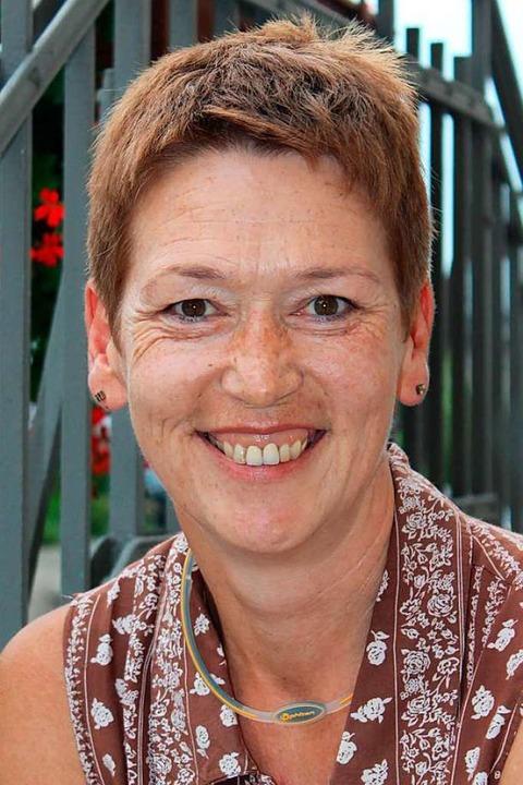 Ute Zeh    Foto: Anja Bertsch