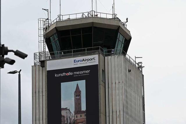 Euroairport streicht Flüge nach Großbritannien