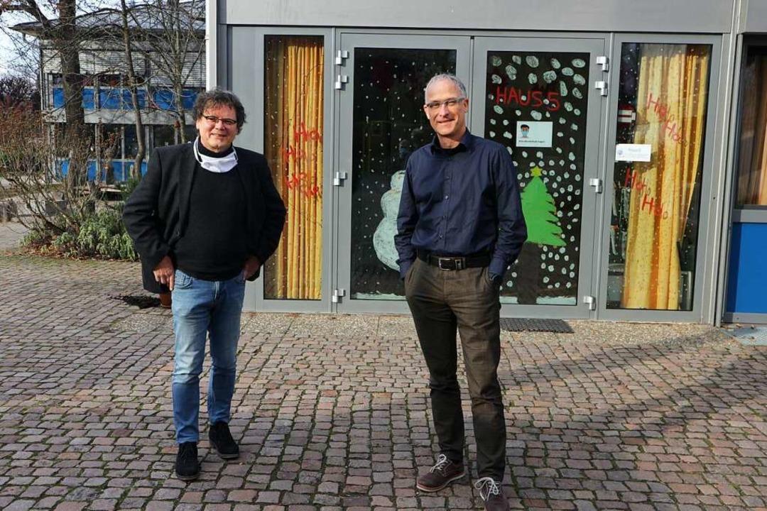Nach fast 20 Jahren hat Hans-Martin Bl...mlebodens an Thomas Steiert übergeben.    Foto: Alexander Huber