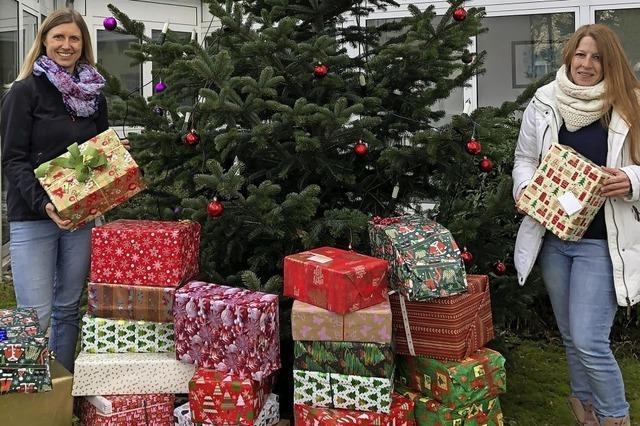 Weihnachten ist Spendenzeit