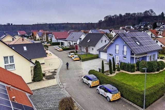 Laborversuch zur E-Mobilität in Ringsheim