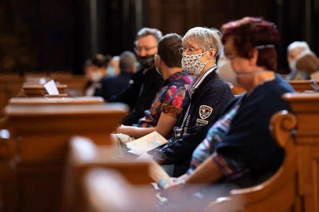 Gottesdienst trotz Corona – wie die Kirche mit dieser Verantwortung umgeht