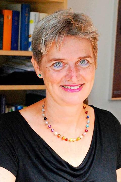 Irene Leicht    Foto: Sylvia-Karina Jahn