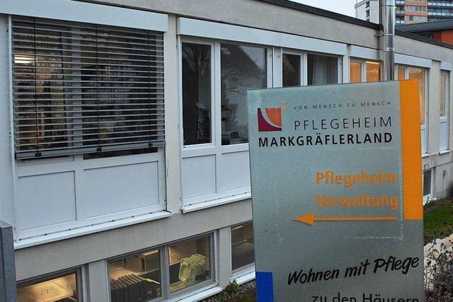 Fünf weitere Corona-Todesfälle in Pflegeheimen in Weil am Rhein
