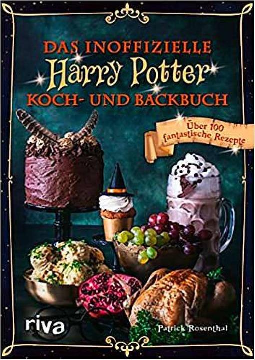 Patrick Rosenthal: Das inoffizielle Ha...e, Riva Verlag, 224 Seiten, 19,99 Euro  | Foto: Riva Verlag