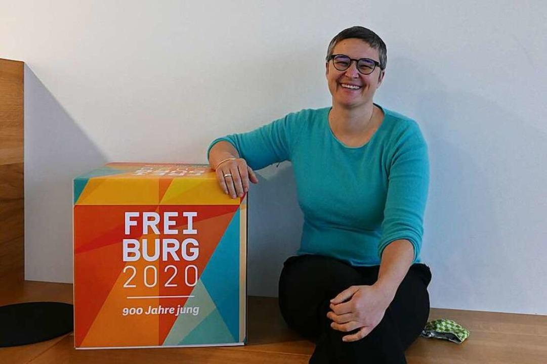 Nach 25 Jahren im Ausland: Hanna Böhme...te Wirtschafts- und Tourismusförderin.    Foto: Jürgen Ruf