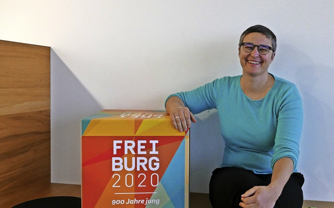 Nach 25 Jahren im Ausland: Hanna Böhme...te Wirtschafts- und Tourismusförderin.  | Foto: Jürgen Ruf