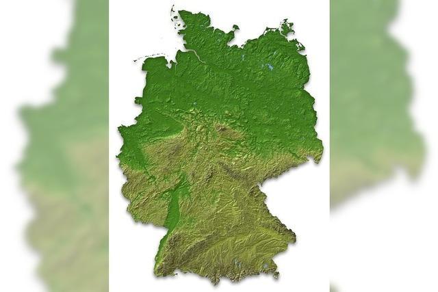 Wo Deutschland zu Ende ist