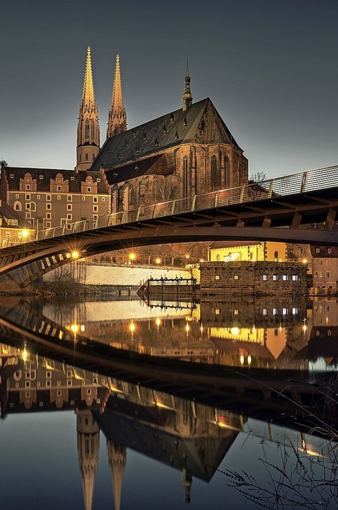 (Fast) östlichster Punkt: Görlitz  | Foto: Christopher Klein  (stock.adobe.com)