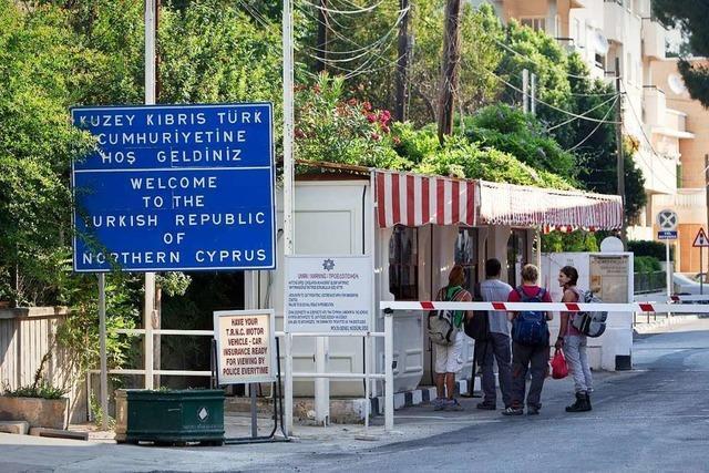 Eine Wiedervereinigung Zyperns hat derzeit keine Chancen