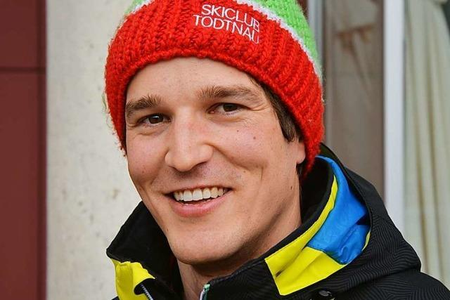 Biathlon-Sportwart Andreas Gnädinger-Harter: