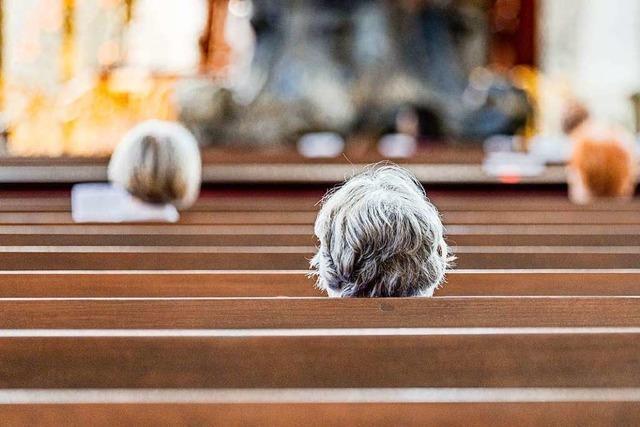Evangelische Kirche sagt Präsenzgottesdienste ab