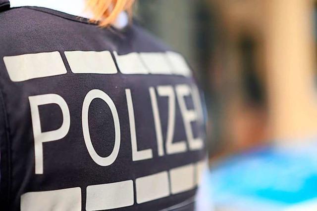Polizei sucht Zeugen von gefährlichem Überholmanöver bei Wiechs