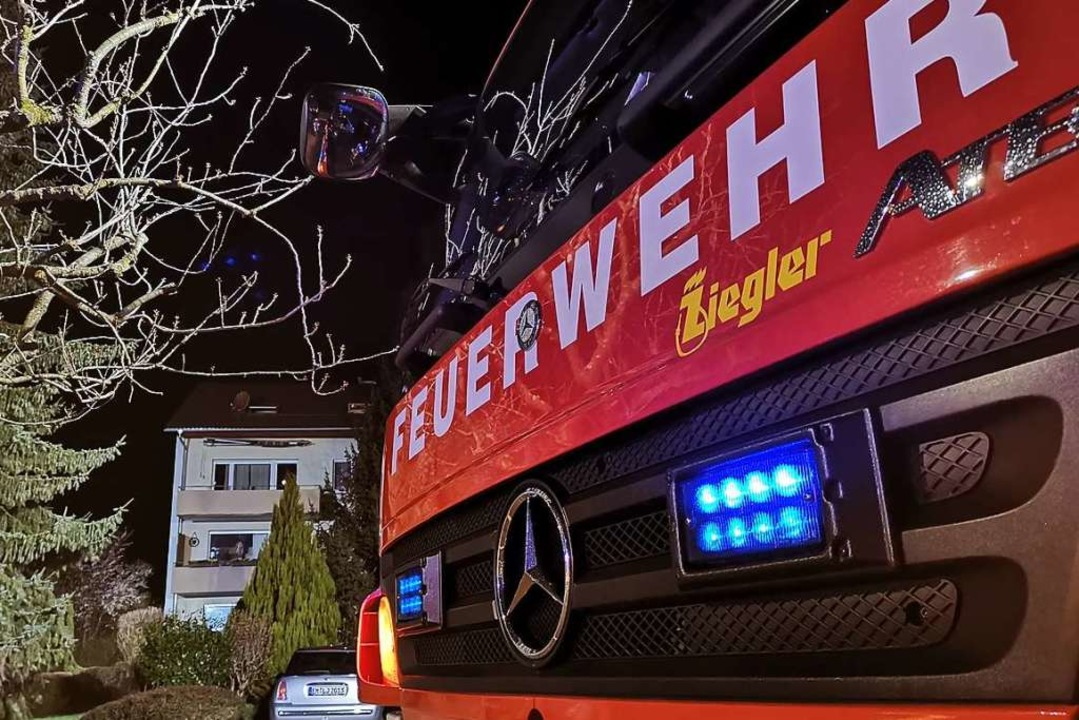 Die Emmendinger Feuerwehr war am Montagabend  im Großeinsatz (Symbolbild).  | Foto: Patrik Müller