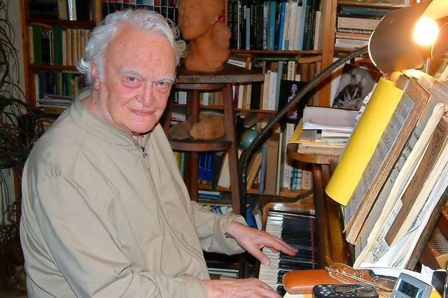 Wolfgang Neininger, Gründer des Collegium Musicum Schopfheim, ist gestorben