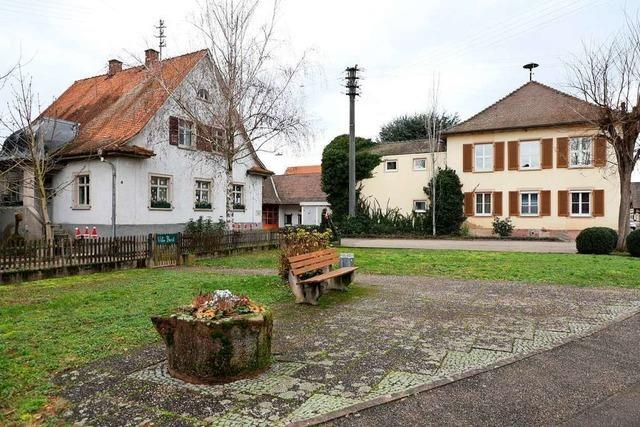 Nächstes Jahr entscheidet sich, ob die Villa Beck in Meißenheim abgerissen wird