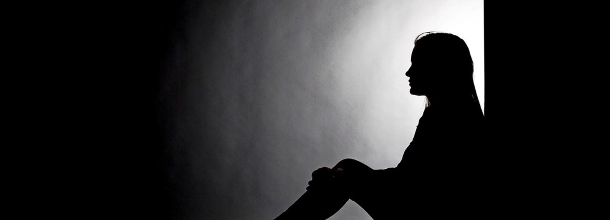 Nur im Dunkeln kann sich Milena aufhalten.  | Foto: akf - stock.adobe.com