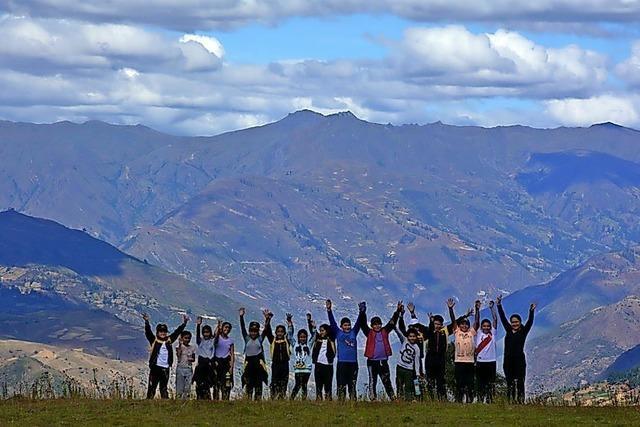 Von Waldkirch nach Pomabamba