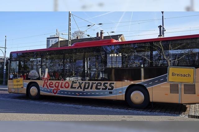 Schnellbuslinie wird auch weiter vom Land gefördert