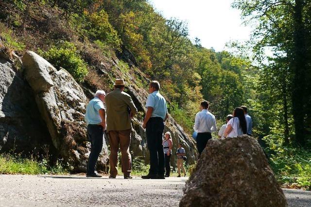 Scharmützel wegen der gesperrten Albtal-Strecke