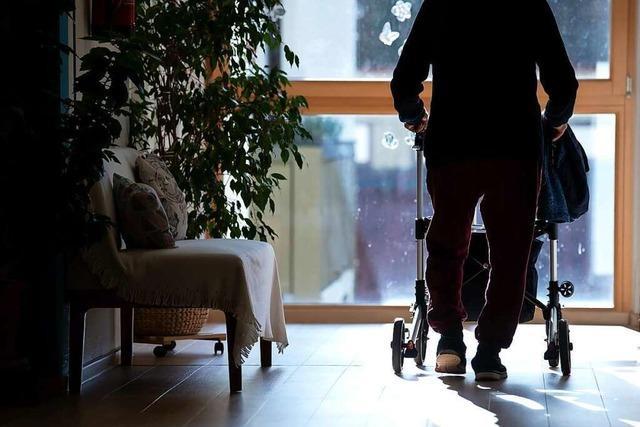 Seniorenheim in Zell am Harmersbach meldet 15 Corona-Totesfälle