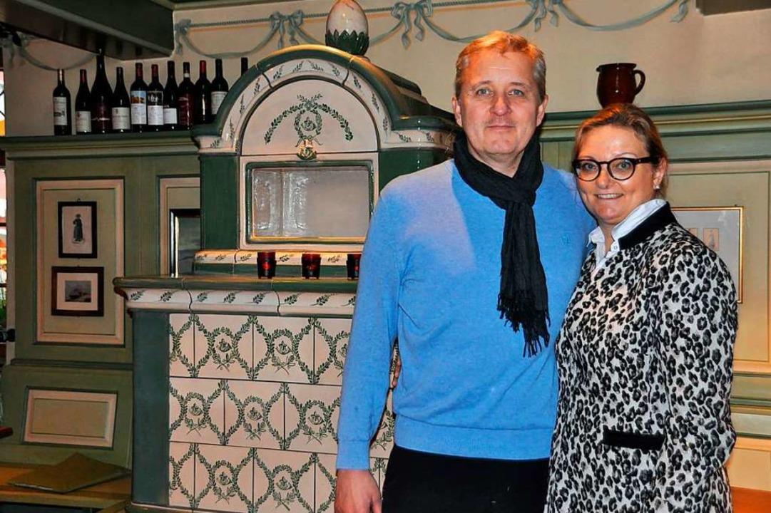 Nach fast 20 Jahren ziehen sich die  Pächter der  Michael und Heidi Zahn zurück.  | Foto: Rainer Ruther