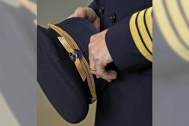 Schutz für die Lufthansa-Piloten