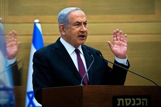 In Israel muss schon wieder neu gewählt werden