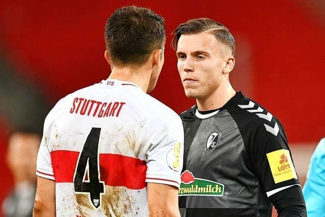 Steigerung genügt nicht: SC Freiburg unterliegt in Stuttgart 0:1