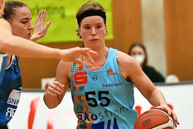 Tabellenführer Keltern gewinnt bei den Eisvögeln des USC Freiburg mit 80:65