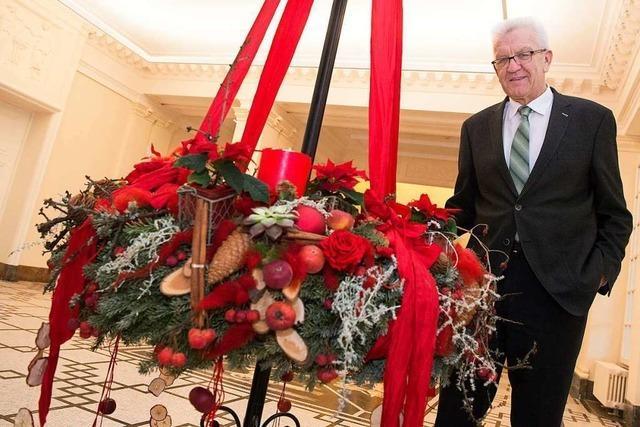 Kretschmanns Weihnachtsappell: