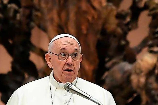 Wie Papst Franziskus unter Corona-Bedingungen Weihnachten feiern wird