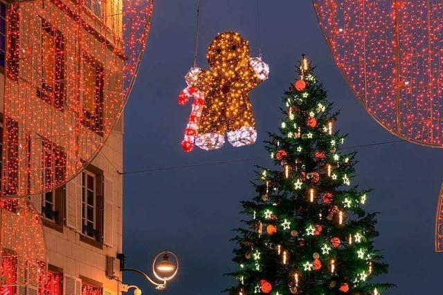 Straßburger Behörde empfiehlt Masken bei Weihnachtsfeiern