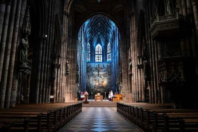 Live-Übertragung: Christmette aus dem Freiburger Münster
