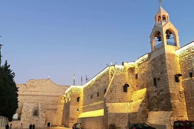 Bethlehem – wo sich Glanz und Elend ganz nah sind