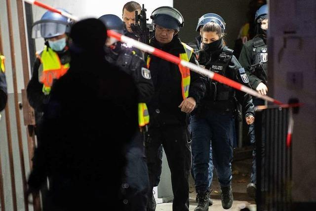 Nach Schüssen in Kreuzberg ermittelt die Mordkommission