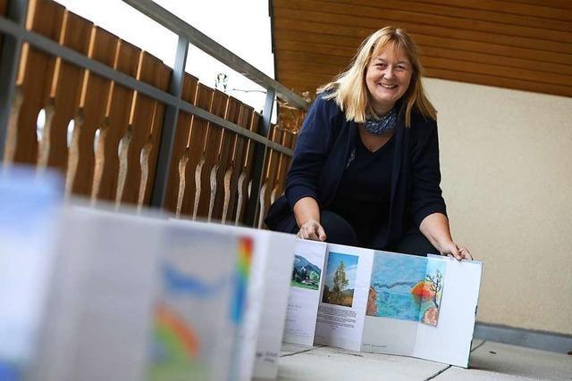 Ein Jahr des Aufbruchs für Sabina Person aus Ringsheim
