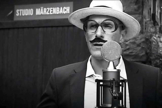 Lahrer Kultur-Duo Kreidlinger & Bäuerle mit Krimi-Klamauk gegen den Lockdown-Blues