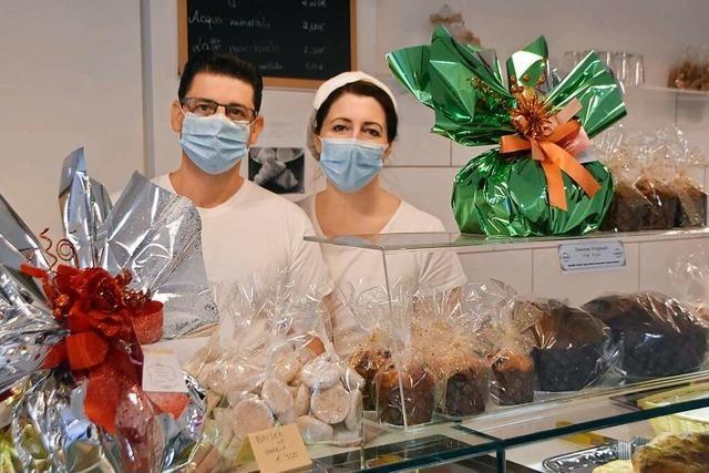 In Schwörstadt wird nach Rezepten der italienischen Nonna gebacken