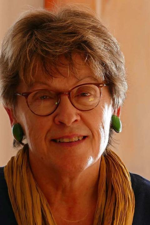 Vorsitzende Christine Ableidinger-Günther  | Foto: Martina David-Wenk