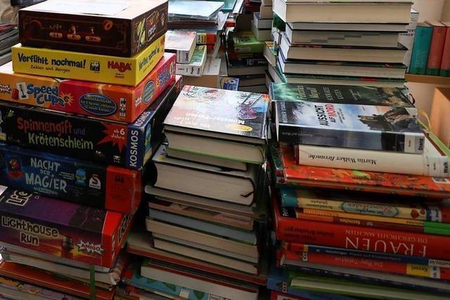 Lahrer Mediathek liefert ab Januar Überraschungspakete zum Lesen