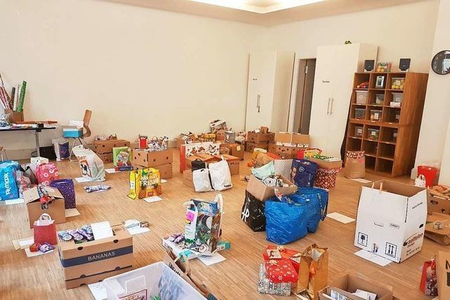 Familienzentrum kann dank Spenden der Paten Wünsche erfüllen