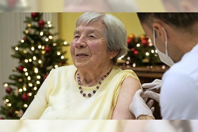 Größte Impfkampagne in Europas Geschichte läuft